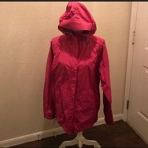 Mountain Hardwear hooded coat jacket size XL